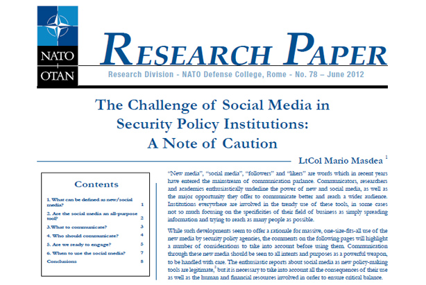 research paper social security